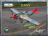 "Flight Wing  1/18 WWII USAF, 352nd Fighter Group ""Easy"" FLT-FW001D"
