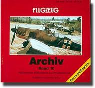 Flugzeug Archiv   N/A Collection - FLUGZEUG ARCHIV: Vol. 10 FLG1148