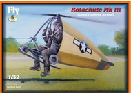 Fly Models  1/32 Rotachute Mk III One-Man Rotor Kite Aircraft FYM32005