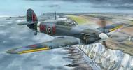 Fly Models  1/32 Hawker Hurricane Mk IIc British Fighter (D)<!-- _Disc_ --> FYM32012