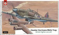 Hawker Hurricane Mk IIc Trop British Fighter #FYM32013