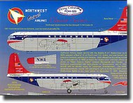 Flying Colors Decals  1/144 Boeing Stratocruiser FC44020