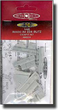 Ar. 234 Cockpit Set #FMM480204