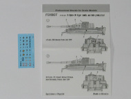 Foxbot Decals  1/100 Pz.Kpfw.VI Tiger (early production) FB100005