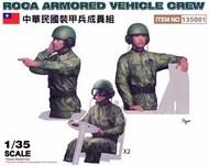 Republic of Korea Army Armoured Vehicle Crew FDK135001