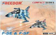 Northrop F-5E & F-5F Tiger VFC-111 (Compact Series) Include 2 All Kits #FDK162707