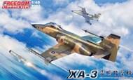 XA3 Lui Meng Single-Seater Attack Aircraft (New Tool) #FDK18017