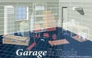 Fujimi  1/24 Garage Showcase FJM11504
