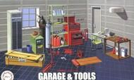 Garage & Tools #FJM11635
