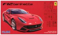 Fujimi  1/24 Ferrari F12 Berlinetta Sports Car - Pre-Order Item FJM12562