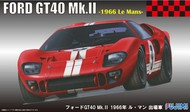 Fujimi  1/24 Ford GT40 Mk II #3 1966 LeMans Race Car - Pre-Order Item FJM12606