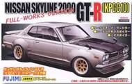 Nissan Skyline 2000GT-R (KPGC10) Hakosuka Full Works Version Car #FJM3809