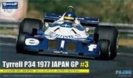Tyrrell P34 1977 Japan GP long Chassis Version Race Car - Pre-Order Item* #FJM9090
