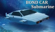 Fujimi  1/24 Lotus Car Submarine from 1977 James Bond Movie The Spy Who Loved Me FJM9192