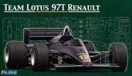 Fujimi  1/20 1985 Team Lotus 97T Renault GP Race Car FJM9195