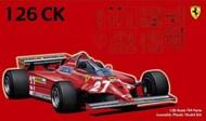 Fujimi  1/24 Ferrari 126CK 1981 Race Car - Pre-Order Item FJM9196