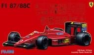 Fujimi  1/20 Ferrari F1 87/88C Race Car FJM9198