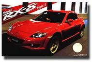 Fujimi  1/24 02 Mazda RX-8 Type S Coupe - Pre-Order Item FJM03552