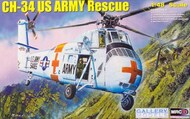 Gallery Models Korea  1/48 Ch-34 Us Army Rescue GMK64103