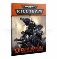Games Workshop  No Scale 102-01 WARHAMMER 40,000: KILL TEAM CORE MANUAL GW1020160