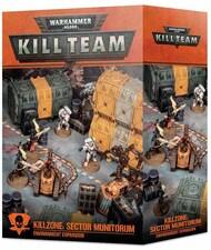 Games Workshop  No Scale 102-55 KILLZONE: SECTOR MUNITORUM ENVIRONMENT EXPANSION GW10255