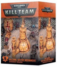 Games Workshop  No Scale 102-56 Kill Team Killzone: Sector Mechanicus Environment Expansion GW10256