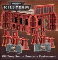 Games Workshop  No Scale 102-57 KILLZONE: SECTOR FRONTERIS ENVIRONMENT EXPANSION GW10257