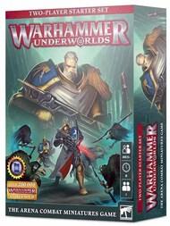 Games Workshop  No Scale 110-01 WARHAMMER UNDERWORLDS:  STARTER SET (ENGLISH) GW11001