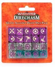 Games Workshop  No Scale 110-14 WARHAMMER UNDERWORLDS: GRAND ALLIANCE DEATH DICE GW11014