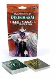 Games Workshop  No Scale 110-16 WARHAMMER UNDERWORLDS:  DIRECHASM SILENT MENACE DECK GW11016
