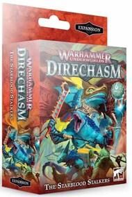 Games Workshop  No Scale 110-98  WARHAMMER  UNDERWORLDS:  DIRECHASM - THE STARBLOOD STALKERS GW11098