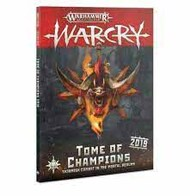 Games Workshop  No Scale 111-38 WARCRY: TOME OF CHAMPIONS 2020 (ENG) GW11138