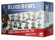 Games Workshop  No Scale 202-13 BLOOD BOWL: Imperial Nobility Blood Bowl Team: The B+¦genhafen Barons GW20213