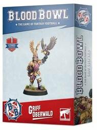 Games Workshop  No Scale 202-14 BLOOD BOWL: GRIFF OBERWALD GW20214