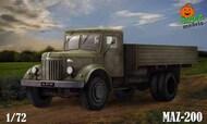 Truck MAZ-200 #GM72-001