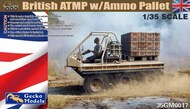 British ATMP with Ammo Pallet #GKO350017
