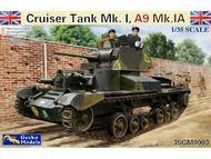Cruiser Tank Mk.I, A9 Mk.IA #GKO35003