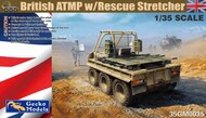 British ATMP w/Rescue Stretcher #GKO350035