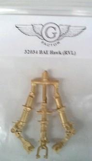 G-Factor  1/32 BAE Hawk Brass Landing Gear for RVL (D)<!-- _Disc_ --> GFM32034