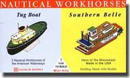 Glencoe Models  1/400 Nautical Workhorses GLM3302