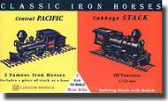 Glencoe Models  1/120 Central Pacific & Cabbage Stack GLM3602