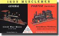 Glencoe Models  1/120 The General/Porter Switcher GLM3603