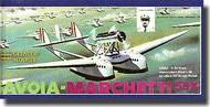 Glencoe Models  1/96 Savoia Marchetti 55X Dbl-Hulled Italian Flying Boat GLM5503