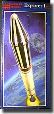 Glencoe Models  1/6 Explorer I US Satellite GLM6901