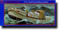 Glencoe Models  1/48 Coast Guard Rescue Boat GLM5301