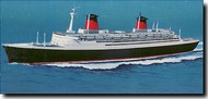 Glencoe Models  1/450 SS France Ocean Liner GLM9302
