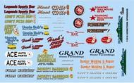 Gofer Racing  1/24-1/25 Hometown Sponsor Logos #1 GOF11016