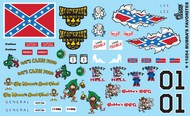 Gofer Racing  1/24-1/25 Bubba's Favorites - Southern Classic Logos GOF11054