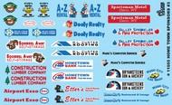 Gofer Racing  1/24-1/25 Home Town Sponsors GOF11055
