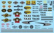 Gofer Racing  1/24-1/25 Taxis GOF11059